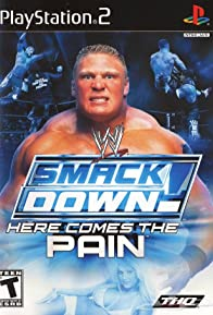 Primary photo for WWE SmackDown! Here Comes the Pain