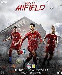 Liverpool vs Aston Villa (2020)