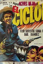 El ciclón Poster