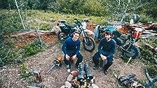 Motociclette 2WD Affronta il deserto dell'Idaho con motoseghe!