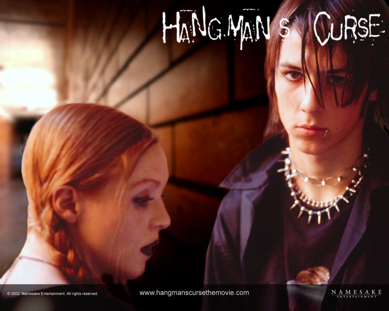 Andrea Morris and Jake Richardson in Hangman's Curse (2003)