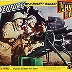 Richard Egan in Khyber Patrol (1954)