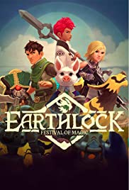 Earthlock: Festival of Magic Poster