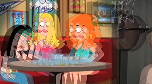 American Dad!: The Kidney Stays In The Picture