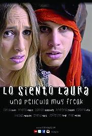 Lo Siento Laura Poster