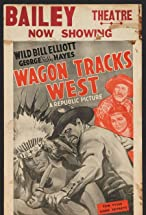 Primary image for Wagon Tracks West