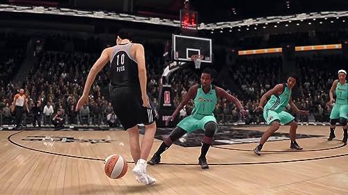 NBA Live 18: Wnba Joins NBA Live (Trailer)