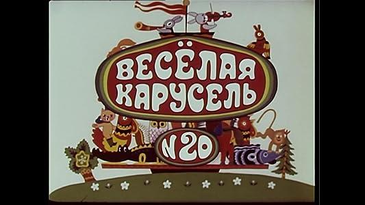 Links for free movie watching Vesyolaya karusel N 20 [hd720p]