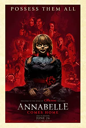 Annabelle Comes Home (2019) Full Movie HD