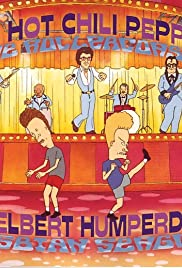 Red Hot Chili Peppers: Love Rollercoaster Poster