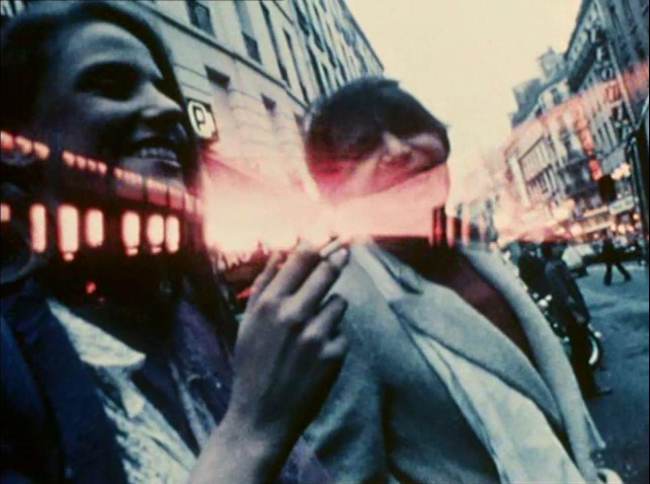 À l'ombre de la canaille bleue ((1986))