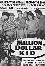 Million Dollar Kid Poster