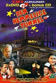 Den hemmelige tunnel Poster