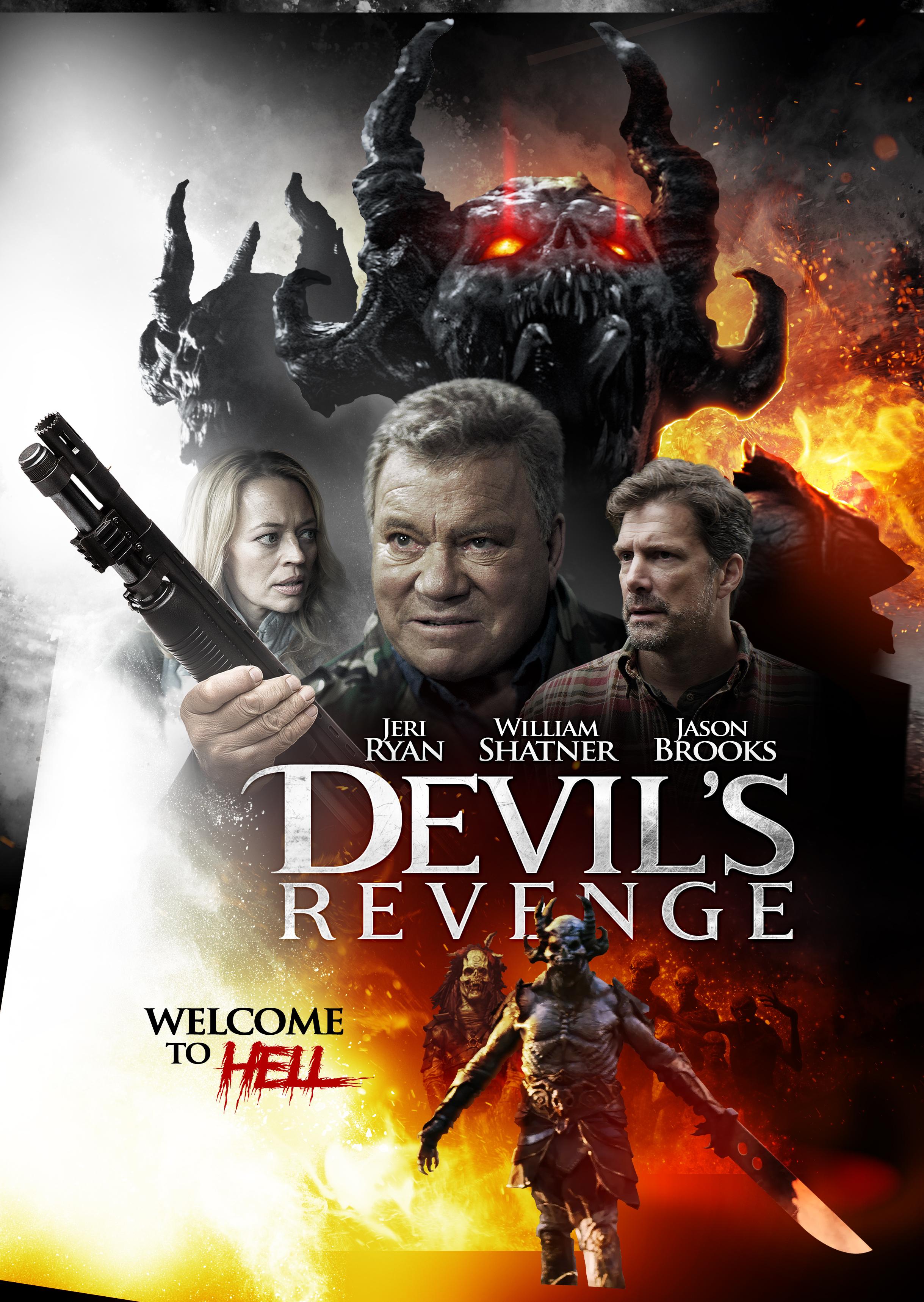 Velnio kerštas (2019) / Devils Revenge