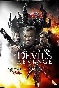 William Shatner, Jeri Ryan, and Jason Brooks in Devil's Revenge (2019)