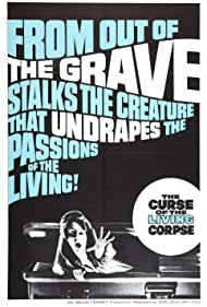 The Curse of the Living Corpse (1968) Poster - Movie Forum, Cast, Reviews