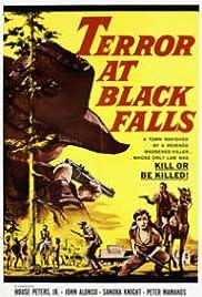 Terror at Black Falls Poster