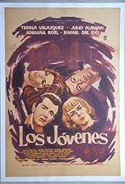 Los jóvenes Poster