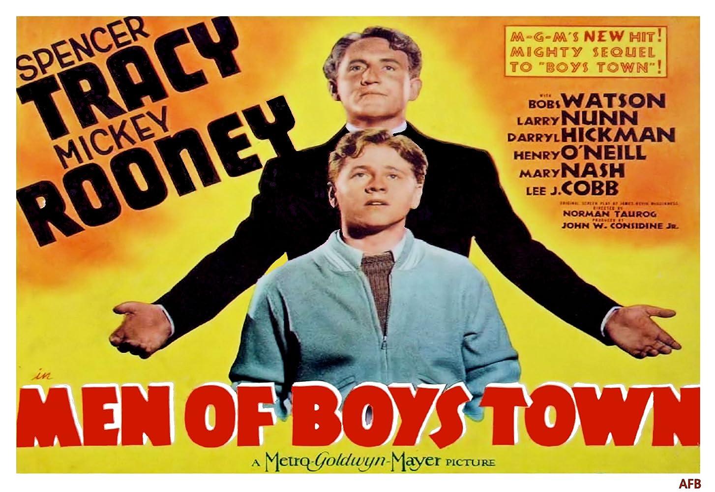 Men of Boys Town (1941)