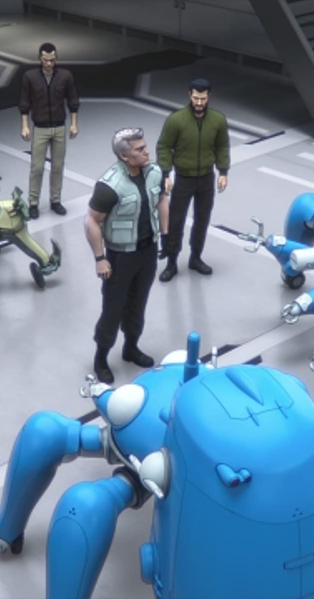 Ghost In The Shell Sac 2045 Assemble What Came About As A Result Of Togusa S Death Tv Episode 2020 Imdb