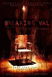 Breaking Val Poster