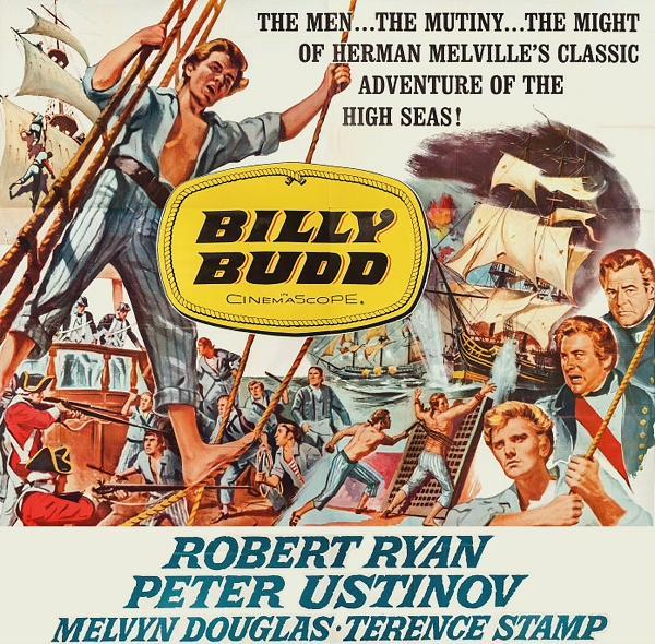 billy budd plot summary