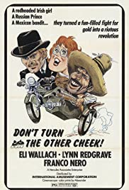 Don't Turn the Other Cheek (1971) Poster - Movie Forum, Cast, Reviews