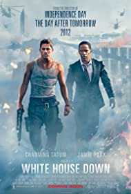 Jamie Foxx and Channing Tatum in White House Down (2013)