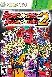 Dragon Ball: Raging Blast 2 Poster