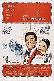 Jerry Lewis, Anna Maria Alberghetti, Norman Rockwell, and Ed Wynn in Cinderfella (1960)