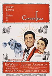 Cinderfella (1960) Poster - Movie Forum, Cast, Reviews