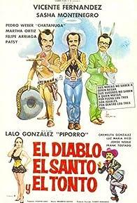 Primary photo for El diablo, el santo y el tonto