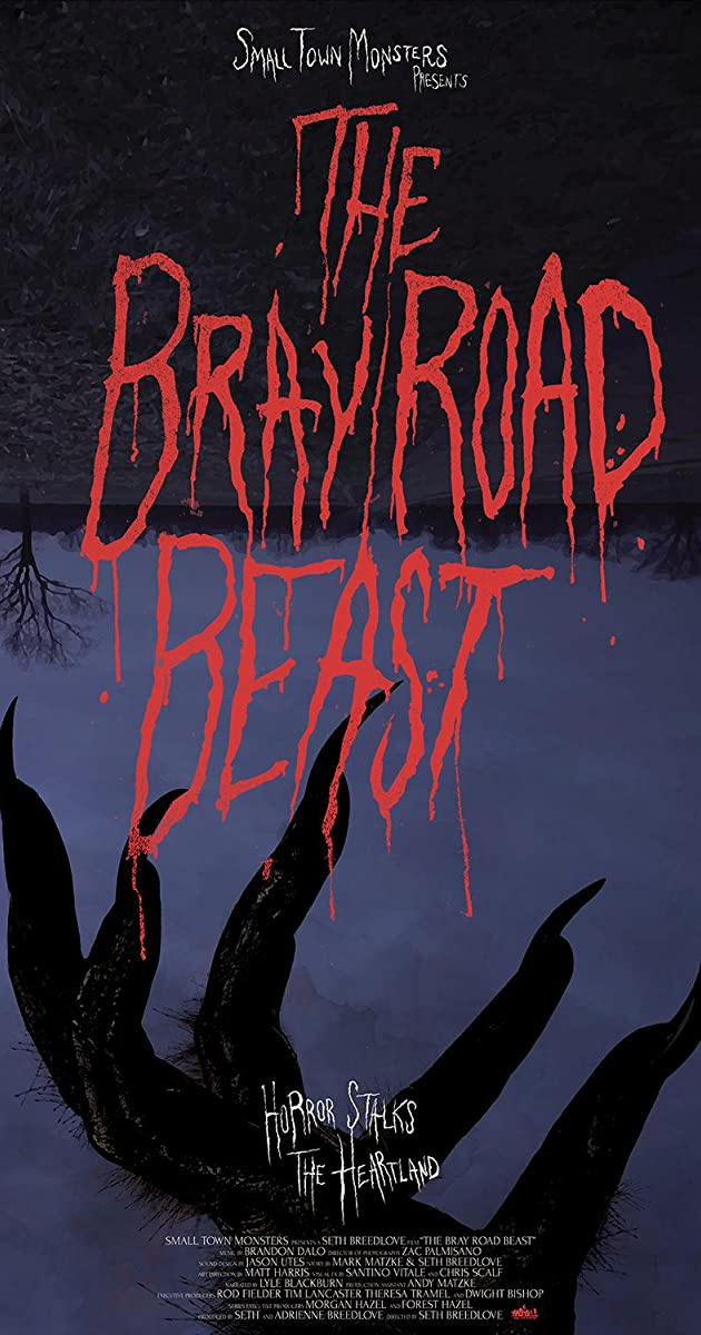 Subtitle of The Bray Road Beast