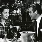 Jacqueline Sassard and José Suárez in Il magistrato (1959)