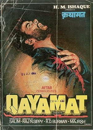 Qayamat movie, song and  lyrics
