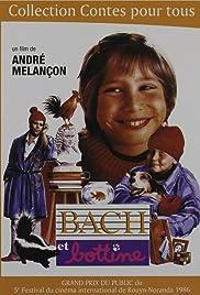 Bach et Bottine Poster