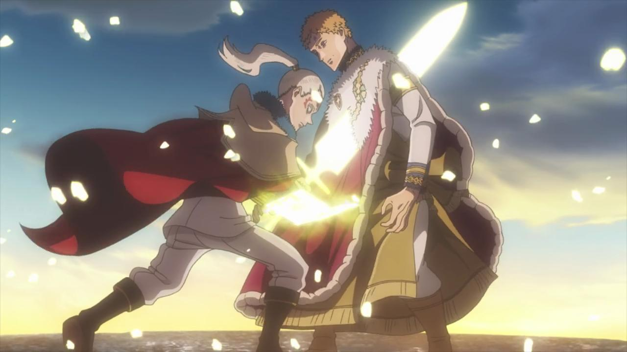 Black Clover Julius Novachrono Tv Episode 2019 Imdb We see it has pages so i'd assume it's more to reflect that time is infinitely flowing rather than julius has an infinite number of. black clover julius novachrono tv