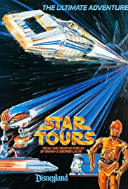 Star Tours(1987) Poster - Movie Forum, Cast, Reviews