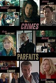 Claire Borotra, Antoine Duléry, and Arthur Mazet in Crimes Parfaits (2017)