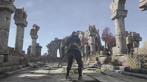 Dark Souls III: Dragon Ruins Flythrough