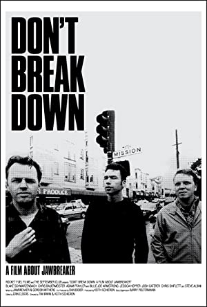 Don't Break Down: A Film About Jawbreaker (2017)