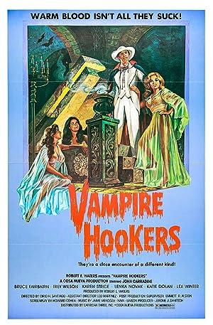 Where to stream Vampire Hookers