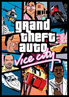 Grand Theft Auto: Vice City (2002 Video Game)