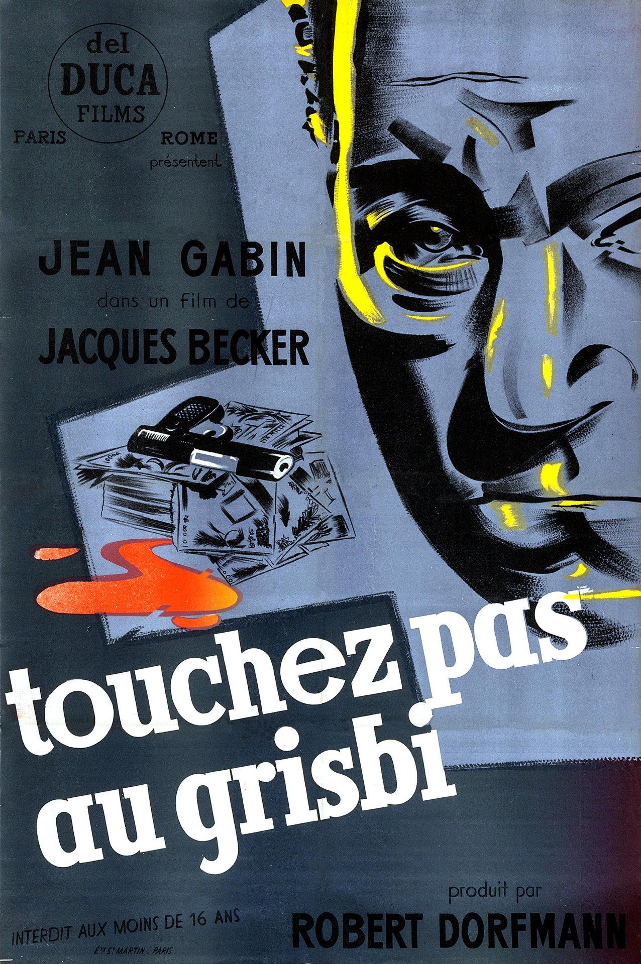 Touchez Pas au Grisbi (1954) - IMDb