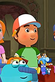 Handy Manny and the Seven Tools Poster