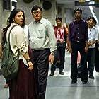 Saswata Chatterjee and Vidya Balan in Kahaani (2012)