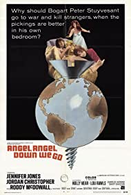 Angel, Angel, Down We Go (1969) Poster - Movie Forum, Cast, Reviews