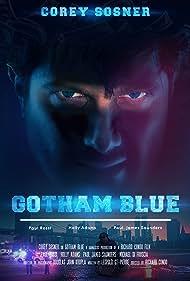 Paul James Saunders and Corey Sosner in Gotham Blue (2020)
