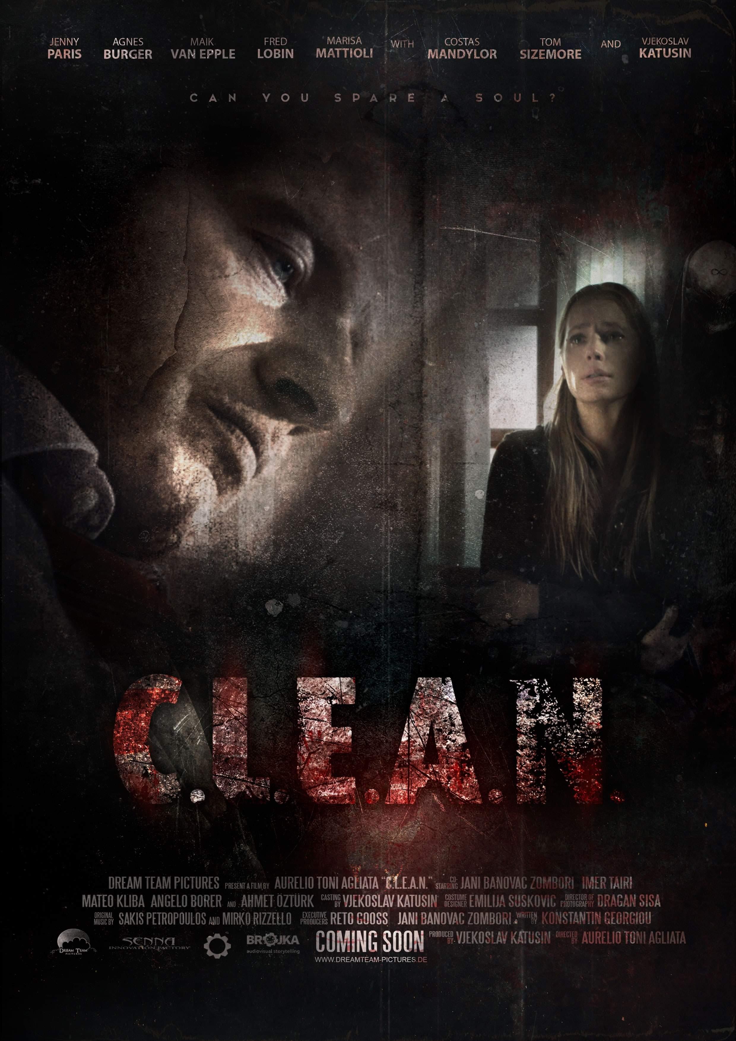 C.L.E.A.N. (2020) poster