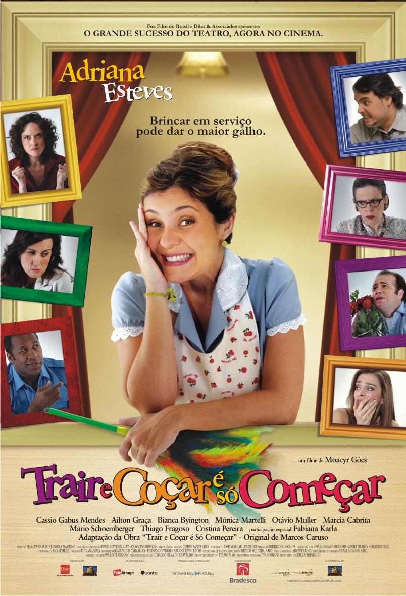 Trair e Coçar é Só Começar [Nac] – IMDB 6.2